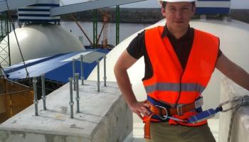 Edgars Vaivods, vadošais speciālists tiltu būvniecībā