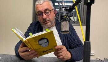 """""""Panika"""". Ar autori Helēnu Oru runājam par to, kas dzelteno presi neinteresē"""
