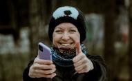 Siguldas sporta centra vadītāja Elīna Sofija Kalēja aicina baudīt šo skaisto ziemu