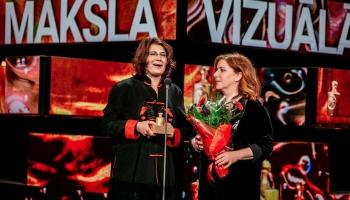 Purvīša balvas 2021 kandidāti. Ingūna Skuja un Melisa Breidena