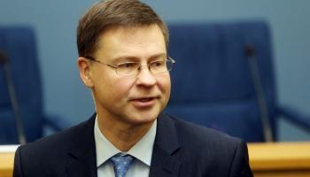 Mūsdienu izaicinājums Eiropai - Covid-19 krīze. Saruna ar Valdi Dombrovski