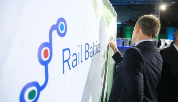 Новый вокзал в Таллине для Rail Baltica – подходит ли северному городу футуризм?