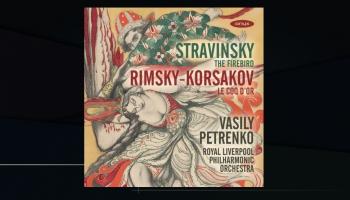 "Rimska-Korsakova svīta no operas ""Pasaka par zelta gailīti"" un Stravinska ""Ugunsputns"""