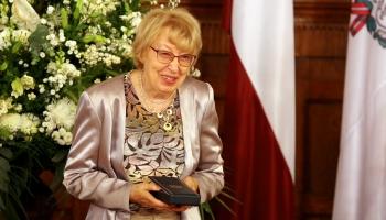 Орден для Татьяны Зандерсон и наследница Меркеля - княгиня Шаховская