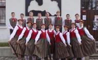 """Iepazināmies ar Gulbenes novada vidusskolas jauniešu deju kolektīvu """"Rūsiņš"""""""