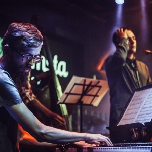 Edgars Cīrulis, Čurļonis un džezs