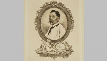 Latviešu mākslas pīlārs Rihards Zariņš (1869-1939)