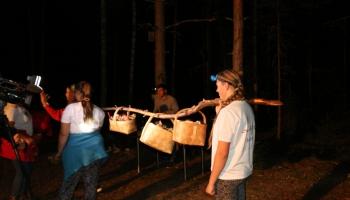 Unikāls nakts piedzīvojums, kaislības un māksla – brīvdienas Latgalē!