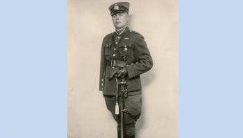 Latvijas armijai - 100. Jāņa Gredzena no Lodes dzīvesstāsts