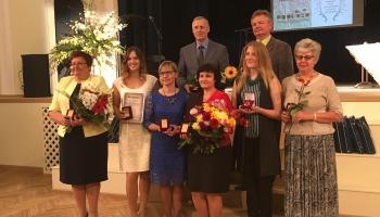 Jau trešo reizi apbalvoti izcilākie Latgales pedagogi
