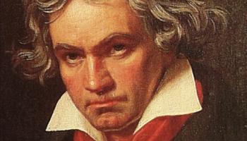 Ludviga van Bēthovena Devītā simfonija. Pikolo flautas un alta stāsts