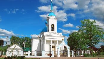 Сакральное наследие Латгалии. Лудзенскому Свято-Успенскому храму - 175