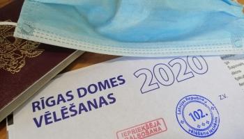 Рига выбирает. Прямой эфир: первые итоги выборов-2020