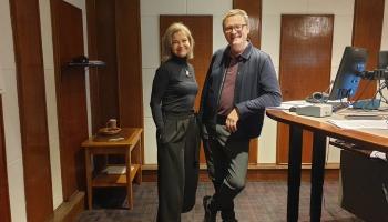 Egils Siliņš: kad ierobežojumi beigsies, LNOB varēsim piedāvāt augstvērtīgu mākslu