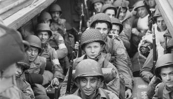 Otrais pasaules karš. 1942.gads. Kara gaita Ziemeļāfrikā
