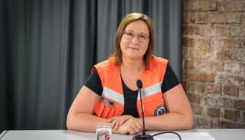 NMPD vadītāja: Covid-19 izplatības dēļ mainīta stacionēšanas kārtība lielajās slimnīcās