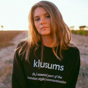 Uzņēmēja - lina apģērbu ražotāja Viktorija Paegle
