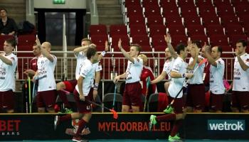 Somi pasaules čempioni; Latvijas florbolistiem 10.vieta