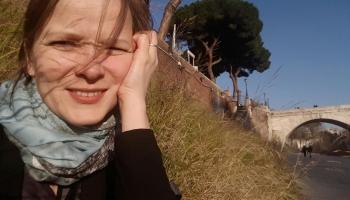 Ingmāra Balode: Dzejnieki reizēm ir kā bērni, kuriem nav sliktu laikapstākļu