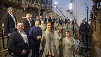 Andris Veismanis: Rīgas Domā ir īpaša atmosfēra, ko grūti aprakstīt