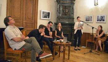 """Iespaidi 56. Starptautiskajā Lietuvas literatūras festivālā """"Dzejas pavasaris"""""""