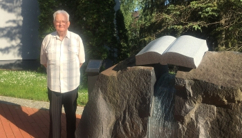 Pīters Keišs par Latgolys kulturys procesim i volūdu seņuok i tagad