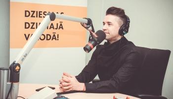 Ivo Grīsniņš Grīslis ir ceļā uz nākamo mūzikas albumu