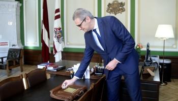 Mārtiņš Bondars: Nākamā gada valsts budžets ir kompromiss; nevar atlikt tā pieņemšanu