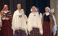 """Folkloras kopas """"Savieši"""" jubileja, vijoļspēlei  veltīts festivāls """"Dzīvā mūzika"""""""