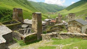 Savdabīgais Svanetijas reģions