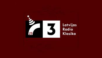 """Latvijas Radio 3 """"Klasika"""" svētku priekšvakarā"""