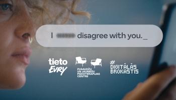 The Polite Type - tehnoloģisks risinājums interneta huligānisma mazināšanai