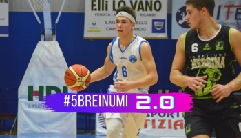 #5BREINUMI 2.0 - basketbolists Rihards Teirumnieks- Mans mērķis ir spēle ar Žanis Peiners