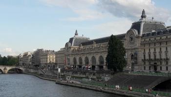 Baltijas mūzikas festivāls Parīzes Orsē muzejā