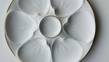 «Тайны старинных вещей» с Ольгой Прокофьевой: тарелка для устриц