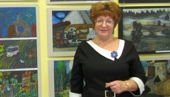 Руководитель общества пенсионеров в Прейли Мария Бришка: Иногда помогает просто разговор