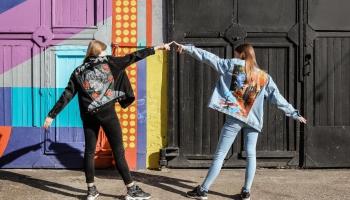 Валентина и Яна Путрини: магазинный принт обезличивает