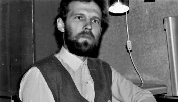 In memoriam. Komponists un skaņu režisors Jānis Porietis (1953-2021)