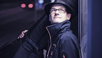 """Kontrabasists Svens Fallers programmā """"Night music"""" Minhenē (2018)"""