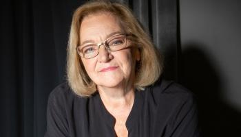 Aktrise un režisore Vija Blūzma: esmu nonākusi īstajā vietā un īstajā laikā