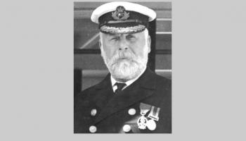 """27.janvāris. Dzimis Edvards Smits, kuģa """"Titāniks"""" kapteinis"""