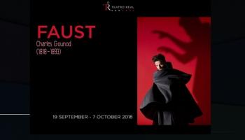 "Šarla Guno opera ""Fausts"" Madrides ""Teatro Real"". Margarētas lomā - Marina Rebeka"