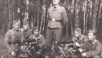 Otrais pasaules karš: latvieši karavīri kara finālā - 1945.gadā