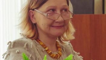 Sanktpēterburgas latviešu nacionālās kultūras autonomijas vadītāja Margarita Vovka