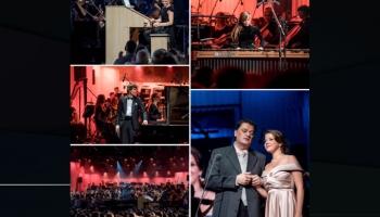 """Jūrmalas festivāla atklāšanas koncerts """"Dzimuši Latvijā"""""""