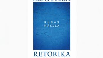 """Aristoteļa """"Rētorika"""""""