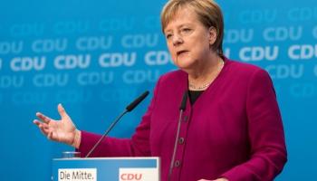 Европа за неделю: в поисках новой Меркель и вино на дне морском