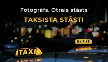 Fotogrāfs. Otrais stāsts | Taksista stāsti - 9.sērija