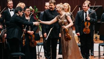 """Baltijas apvienotais orķestris, LNSO sitēji, Tarvide un Bumbišs, """"Koku dzīve"""" un Breģe"""