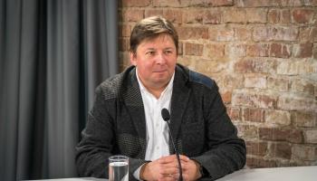 Krustpunktā - Latvijas Kara muzeja direktora vietnieks, vēsturnieks Juris Ciganovs